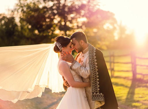 Current wedding trends.  A view through the lens