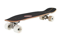 круизер скейтборд в боре