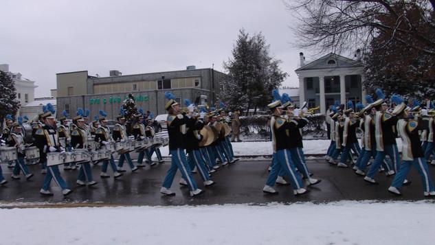 2009 Manchin Parade