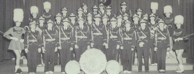 1955-1965 East Fairmont Busy Bee Band