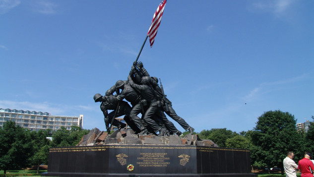 Iwo Jima National Marine Corps Memorial