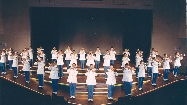 Trumpet are featured during Showcase 2002