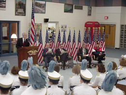 2001 Veterans Day Experience