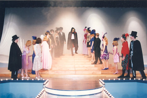Phantom of the Opera at Follies 1995