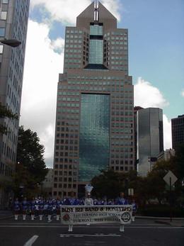 2001 Columbus Day Parade