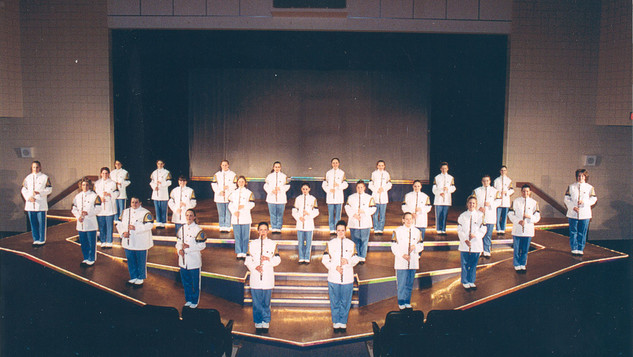 The clarinet family is featured in Showcase 2002