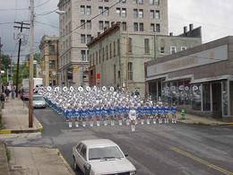 2002 Three Rivers Parade
