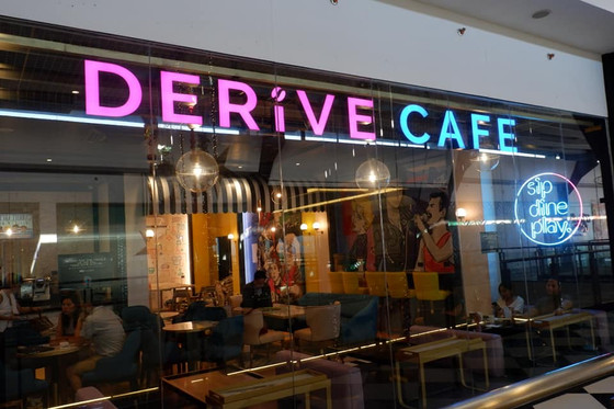Derive Cafe Project