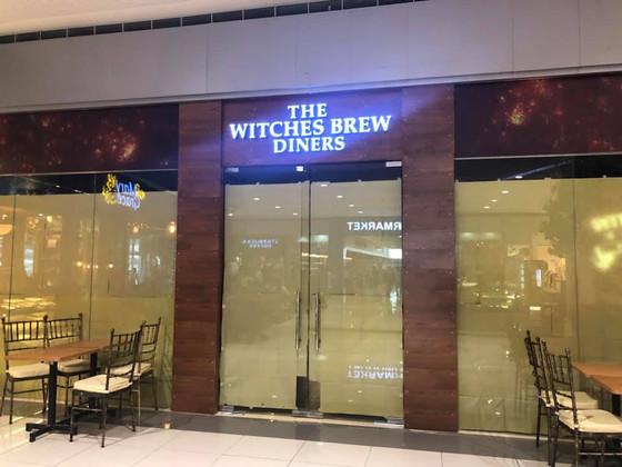 The Witches Brew Diners SM BF Branch