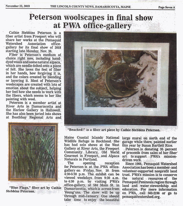 Woolscapes by C.S. Peterson article 11.2