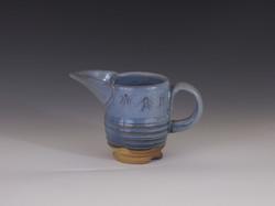 Rutile Blue Creamer pitcher