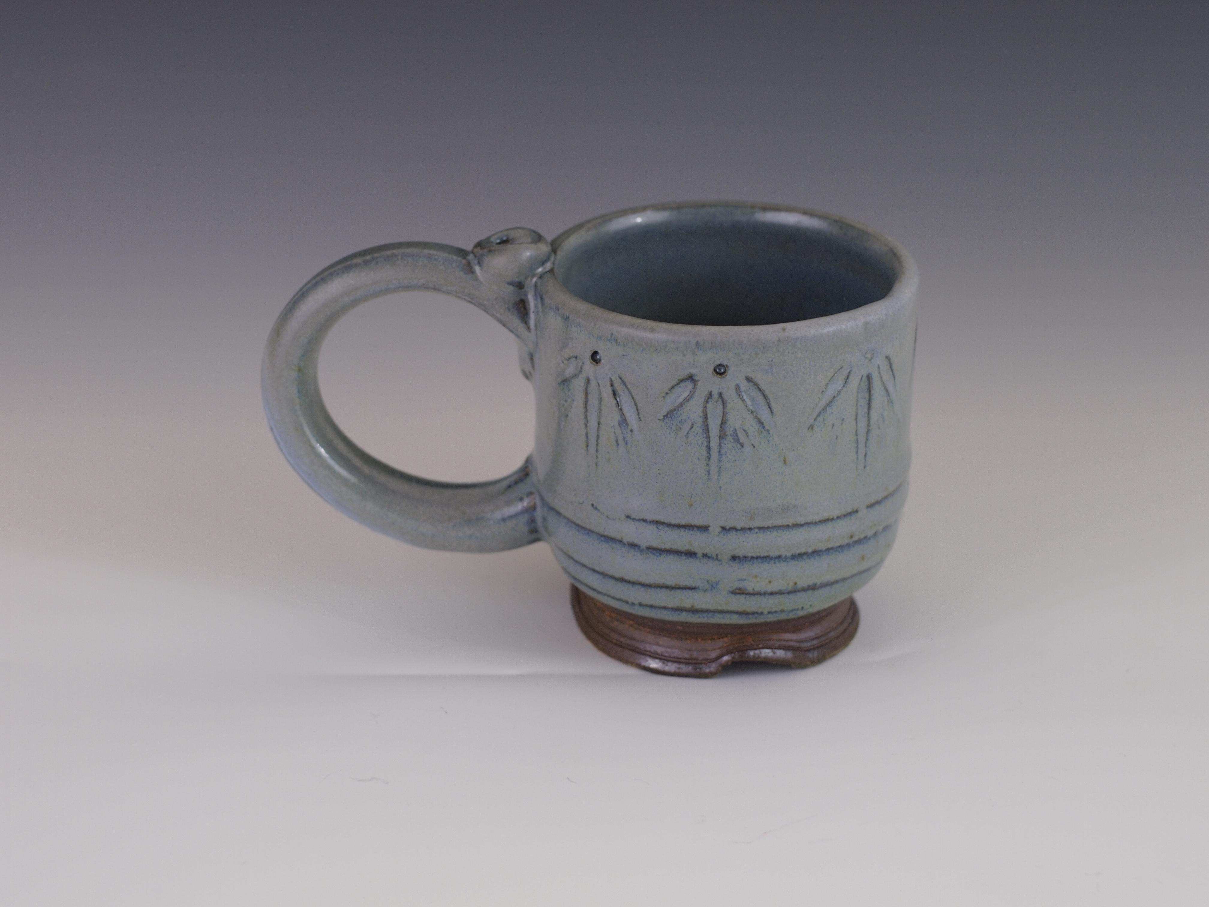 Rutile coffee mug