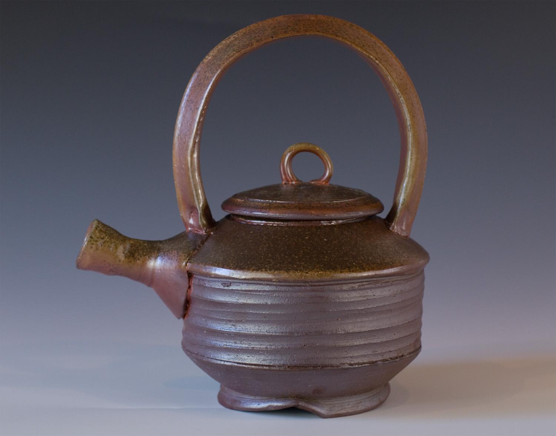 Wood-fired Teapot