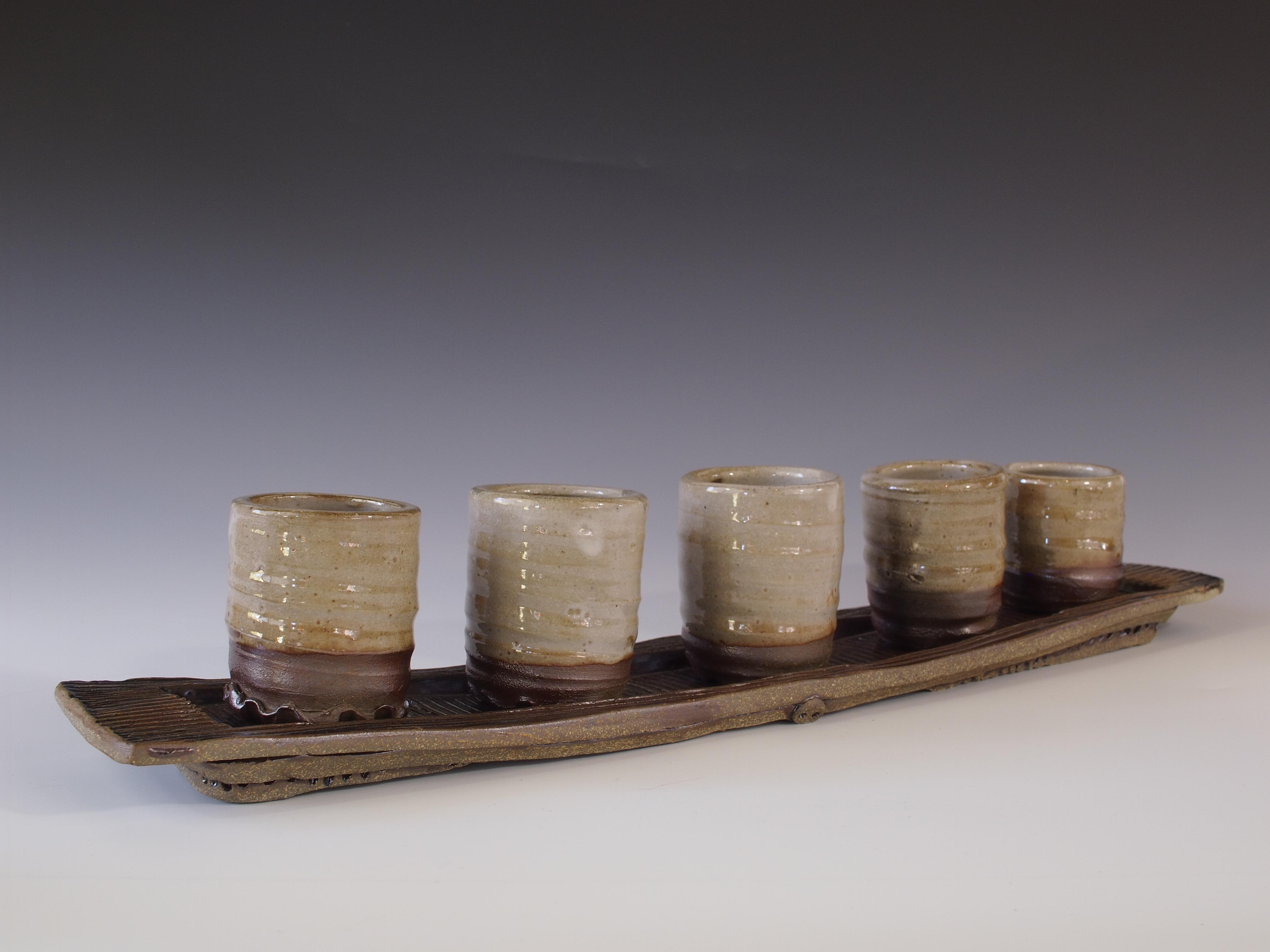 Shot cup set