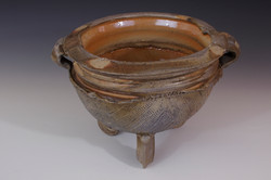 Footed Ceremonial Bowl
