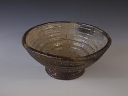 Natural clay Fruit bowl