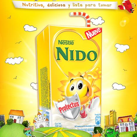 Nestle - Anytime Sunshine