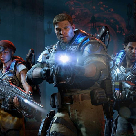 Microsoft - Gears of War 4 & 5