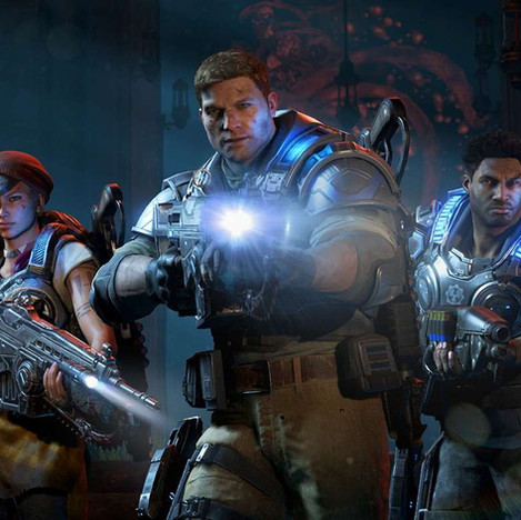 Microsoft - Gears of War 4 & 5