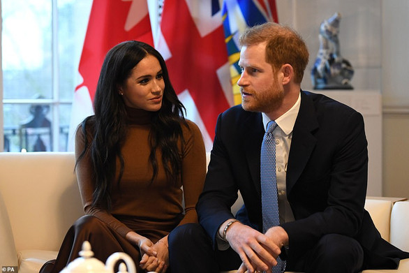 Sources say 'no way back to official duties' for Prince Harry and Meghan Markle