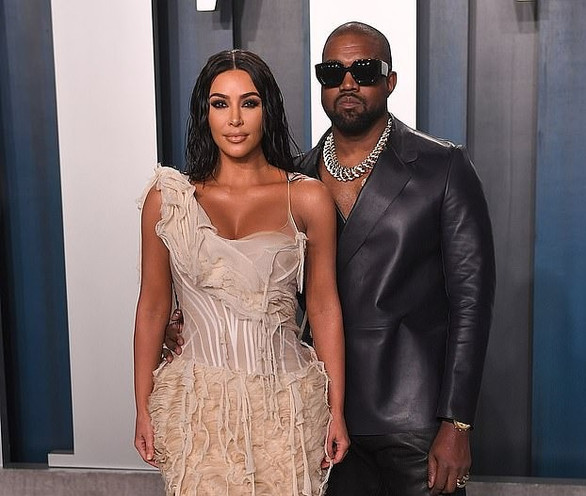 Kanye West 'removes 500 pairs of sneakers from LA home no longer in contact with KIM Kardashian