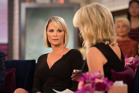 Former Fox News anchor claims a married President Trump tried
