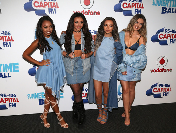 BRITISH GIRL GROUP LITTLE MIX: BRAND NEW CAMPAIGN FOR McDONALDS HAVE BEEN POSTPONED IN THE WAKE OF M