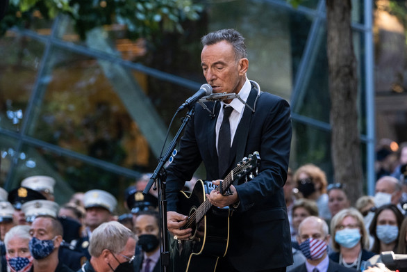 New York remembers 9/11 victims on 20th anniversary of terror attacks