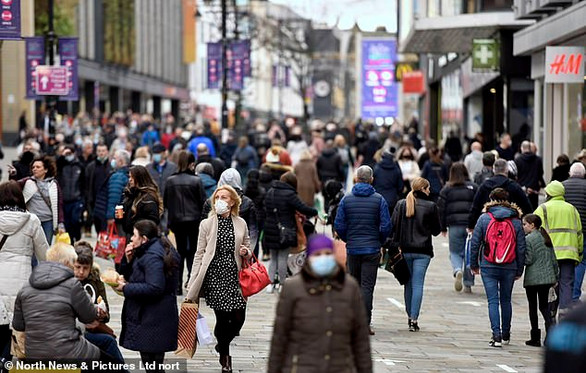 Shops to reopen, children could see grandparents as lockdown is relaxed in weeks