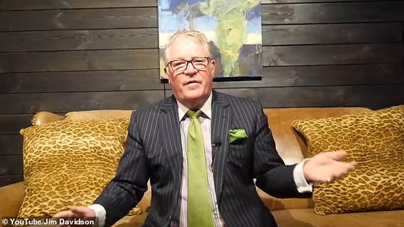 Jim Davidson sparks Twitter fury  as he rants Diversity should  do a routine on mugging dance
