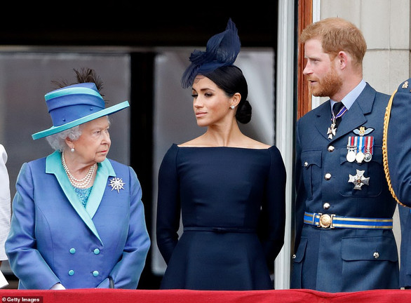 Royal anger at Harry and Meghan's 'horribly disrespectful' parting shot after losing patronages