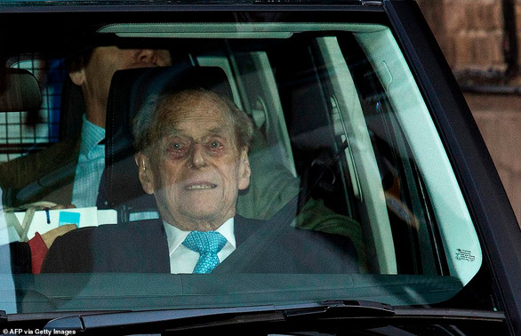 Prince Philip, 99, admitted to hospital after feeling 'unwell'