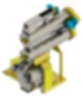Peletizadora 250CV - Acionamento por cor