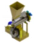 Peletizadora 75-125 CV - 12v 144ch 125cv
