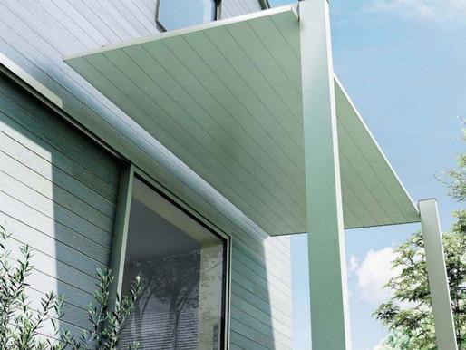 アルミ屋根 テラスSC 防火地域も設置可能 LIXIL