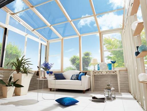 リビングをより広く快適に ガーデンルーム ココマ LIXIL