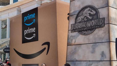 """Amazon Finds A Way"" - Jurassic World: Fallen Kingdom"