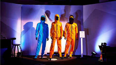 The North Face - Futurelight Pop-Up At CES