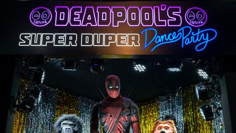 Deadpool 2 At San Diego Comic-Con