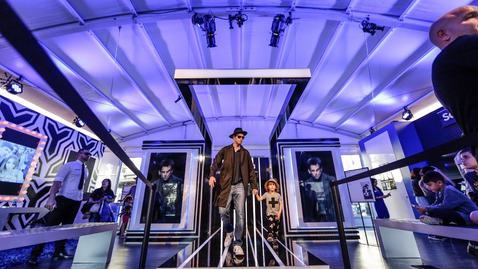 Samsung - Zoolander School Of Modeling