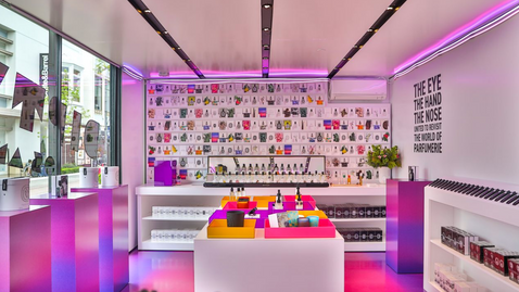 Diptyque - Fragrance Pop-Up At The Grove