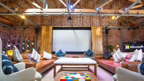 Microsoft - Venice Influencer Lounge