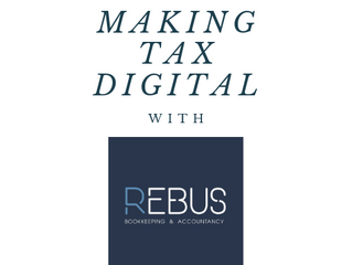 Digital tax and all that jazz – Making Tax Digital (Updated Information)