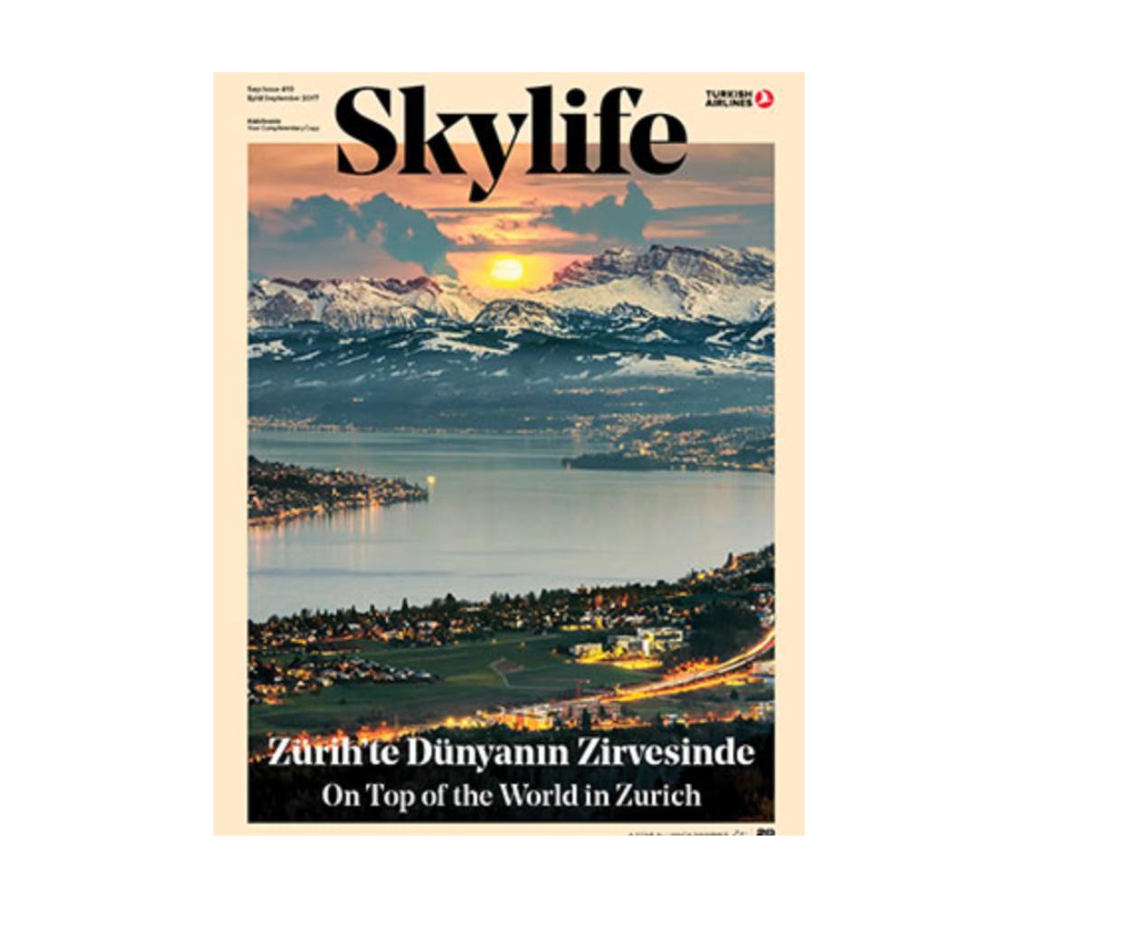 Skylife Magazine