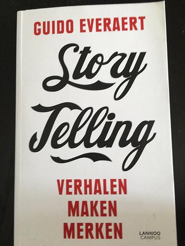 Storytelling - Verhalen maken merken