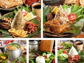 Pojok Nasi Goang , Ikon Kuliner Nusantara