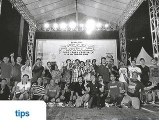 Tips Food Truck Jakarta: Bergabung Dengan Organisasi