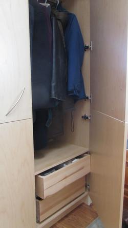 Surprise, its a Coat Closet