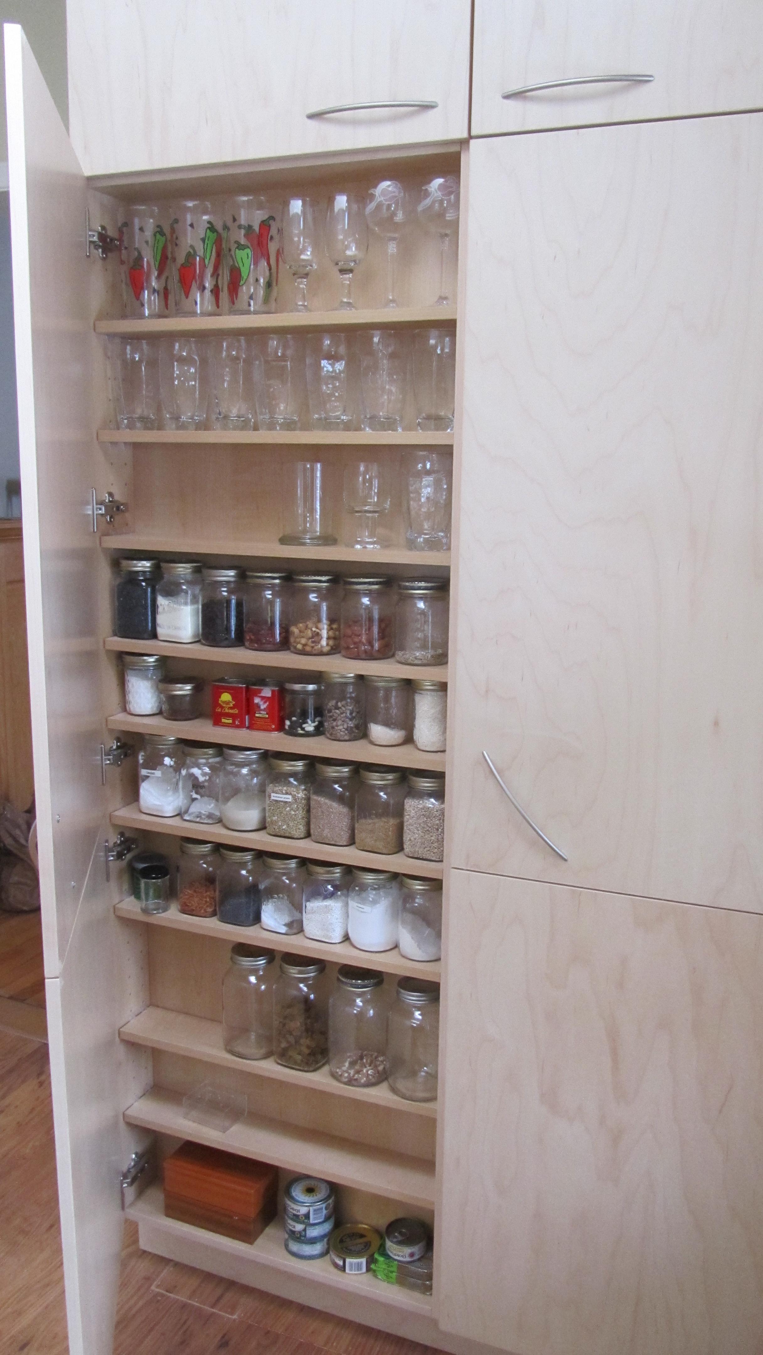 Custom Spice Storage