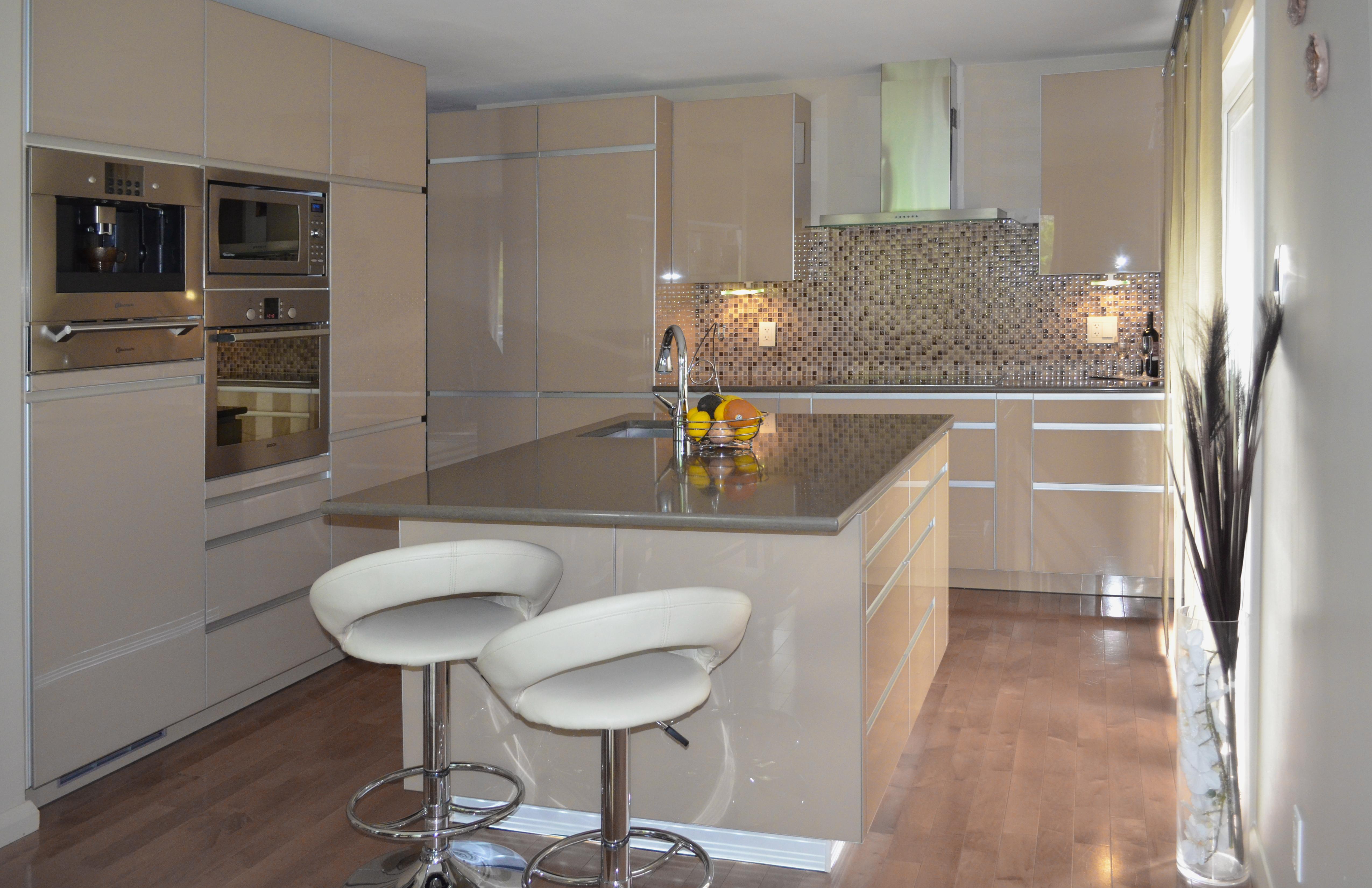 Westboro Modern ALNO Kitchen